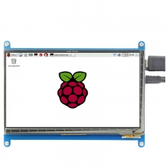 7 Inch Touch Screen TFT Raspberry Pi Display