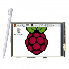 3.5 Inch Touch Screen TFT Raspberry Pi Display