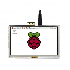 5 Inch Touch Screen TFT Raspberry Pi Display